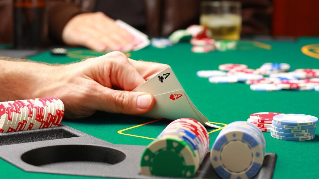 Poker in Online Casinos