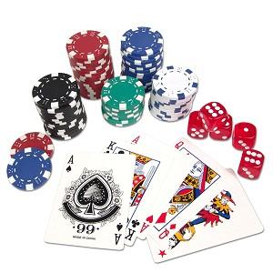 Active casino games for active participants