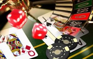 Casino gamble game