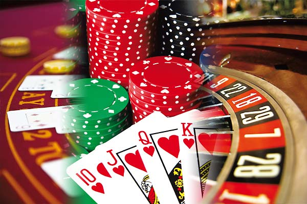 Enjoy the thrilling experience by playing the online casino games