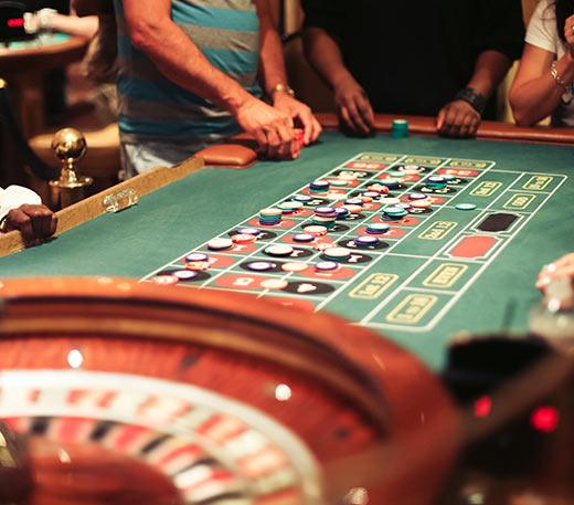 a new casino game involves