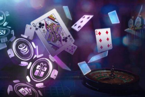 A Gambler's beloved: Slot games!