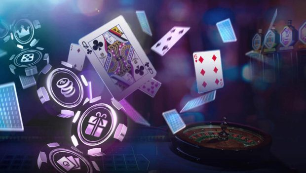 A Gambler's beloved: Slot games!